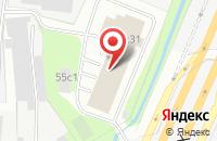 Схема проезда до компании Проммаркет в Москве