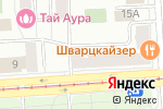 Схема проезда до компании Альцстор в Москве