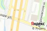 Схема проезда до компании Арт-Ремонт в Москве