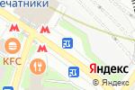 Схема проезда до компании Грация в Москве