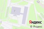 Схема проезда до компании Средняя общеобразовательная школа №773 с дошкольным отделением в Москве