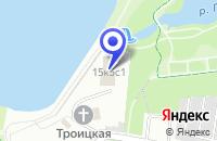 Схема проезда до компании ОБУВНОЙ МАГАЗИН ДАМИАНО в Москве