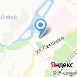 Русь-2000 на карте Мытищ