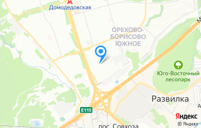 Местоположение на карте пункта техосмотра по адресу г Москва, ш Каширское, д 67 стр 5