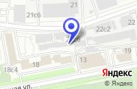 Схема проезда до компании ПРОИЗВОДСТВЕННАЯ ФИРМА ККМ-УСЛУГИ в Москве