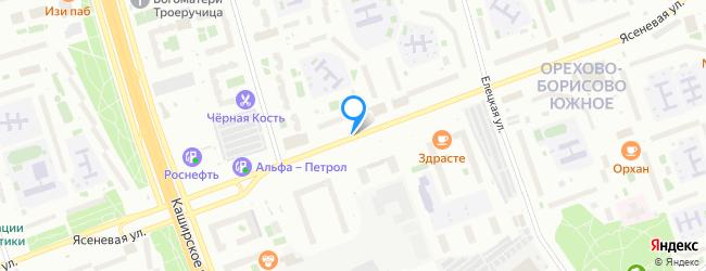 Ясеневая улица