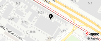 Car & Bus на карте Москвы