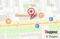 Схема проезда до компании Юнистайл в Москве