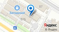 Компания Elizabeth на карте