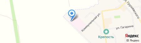 Магнолия-Фарм на карте Авдеевки