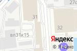 Схема проезда до компании Эффект рекламы в Москве