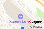 Схема проезда до компании Время рыбалки в Москве