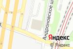 Схема проезда до компании Ё-фото в Москве