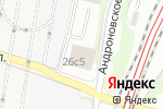 Схема проезда до компании SMC Corporation в Москве