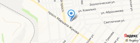 Детский сад-ясли №269 на карте Донецка