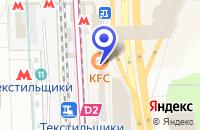 Схема проезда до компании ОБУВНОЙ МАГАЗИН ЛЕВИН А.Л. в Москве