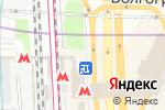 Схема проезда до компании ШАШЛЫЧОК на углях в Москве