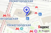 Схема проезда до компании ТОРГОВАЯ КОМПАНИЯ МЕХАНИК-ТЕХНО в Москве