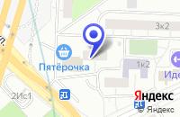 Схема проезда до компании МАГАЗИН КУХНИ И ФАСАДЫ в Москве