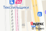 Схема проезда до компании КРИСТАЛЛ-АВТО в Москве