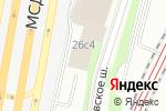 Схема проезда до компании Premier Electric в Москве