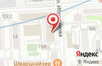 Схема проезда до компании Авто-Проект в Москве