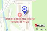 Схема проезда до компании АВТОСЕРВИСНОЕ ПРЕДПРИЯТИЕ КОХАНОВ в Москве