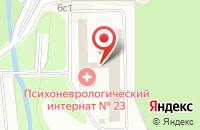 Схема проезда до компании Монолит-Групп в Москве