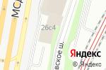 Схема проезда до компании Time4me в Москве