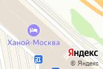 Схема проезда до компании Синдбад в Москве