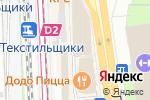 Схема проезда до компании Ювелирное ателье в Москве