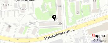 Autopiter на карте Москвы