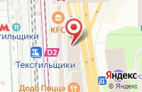 Схема проезда до компании Роберти в Москве