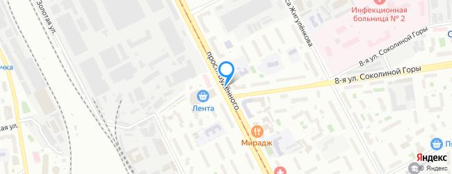 проспект Будённого