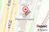 Схема проезда до компании Тк-Групп в Москве