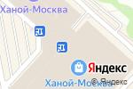 Схема проезда до компании Тхе Куон в Москве
