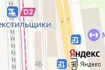 Схема проезда до компании Любимая в Москве
