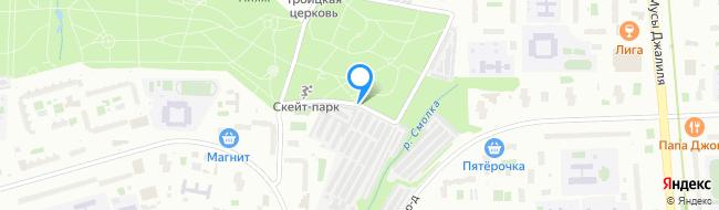 улица Городянка