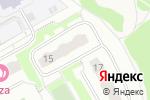 Схема проезда до компании Моя мама в Видном