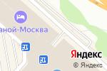 Схема проезда до компании ГЕТ ТРАК РУС в Москве