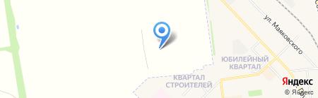 Донецкая гидрогеологомелиоративная экспедиция на карте Авдеевки