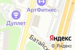 Схема проезда до компании Отдел МВД России по району Печатники г. Москвы в Москве