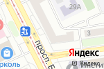 Схема проезда до компании Мицар-Н в Москве