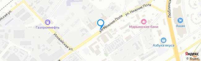 улица Нижние Поля