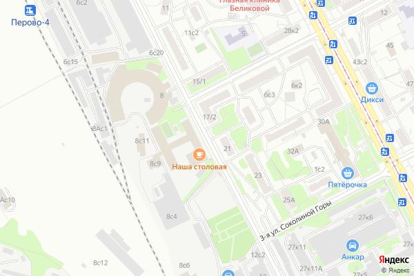 Ремонт телевизоров Улица Буракова на яндекс карте
