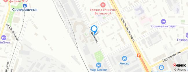 Буракова улица