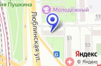 Схема проезда до компании МЕДИЦИНСКИЙ ЛЕЧЕБНО- ДИАГНОСТИЧЕСКИЙ ЦЕНТР ЗДОРОВЬЕ И ДОЛГОЛЕТИЕ в Москве