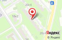 Схема проезда до компании Стройвекинвест в Москве