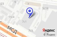 Схема проезда до компании МЕБЕЛЬНЫЙ МАГАЗИН OFFICE MAKER в Москве