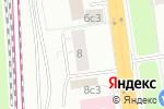 Схема проезда до компании МОСГАЗ в Москве